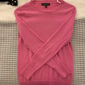 Pink Banana Republic Crewneck Sweater